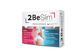 2BE SLIM , 60 tabletek