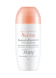 AVENE BODY Dezod.24H sztyft 50ml