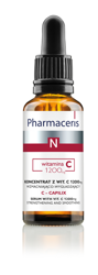 PHARMACERIS N C-CAPILIX Koncentrat z wit.C, 30ml