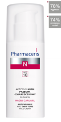 PHARMACERIS N MAGNI-CAPILARIL Krem, 50ml
