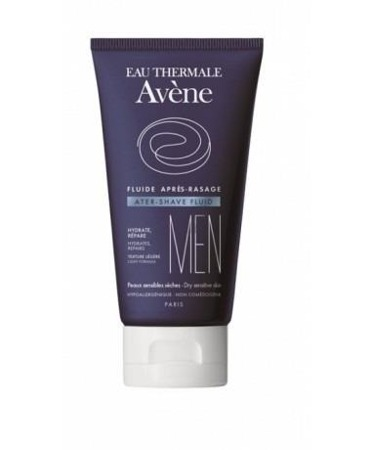 AVENE MEN Fluid po goleniu, 75 ml