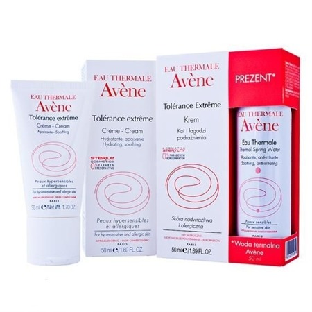 AVENE TOLERANCE EXTREME krem 50ml+ gratis