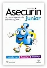 Asecurin Junior, 10 saszetek