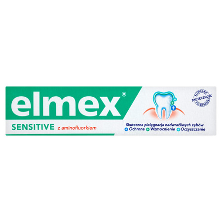 ELMEX Pasta do zębów  Sensitiv, 75 ml