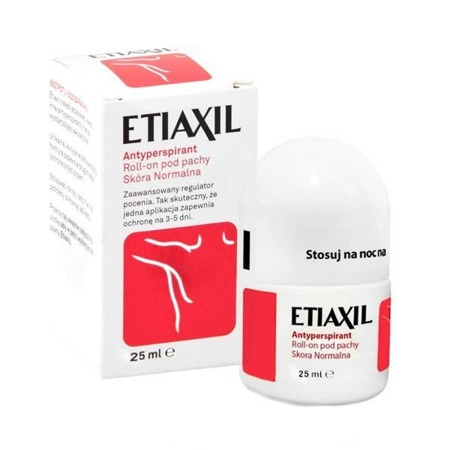 ETIAXIL NORMAL  12,5 ml