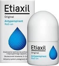 ETIAXIL ORIGINAL Antyperspirant roll on, 15ml Data ważności 2021.01.31