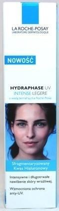 LA ROCHE-POSAY HYDRAPHASE INTENSE UV LEGERE Krem, 50ml