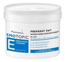 PHARMACERIS E EMOTOPIC Preparat  3w1, 500ml