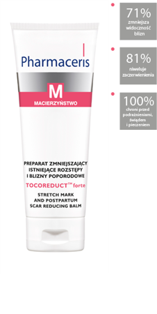 PHARMACERIS M TOCOREDUCT Preparat na rozstępy, 75ml