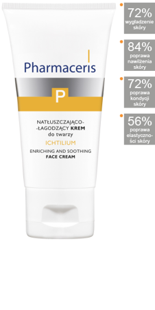 PHARMACERIS P ICHTILIUM Krem do twarzy, 50ml