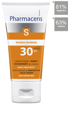 PHARMACERIS S SUN PROTECT Krem do twarzy SPF30, 50 ml