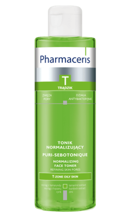 PHARMACERIS T PURI-SEBOTONIQUE Tonik do twarzy, 200ml
