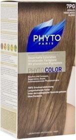 PHYTO COLOR No 7PG Chłodny Blond Pralinowy,(40+60+12)ml