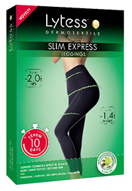 SLIM EXPRESS Leggings L/XL 1 szt.