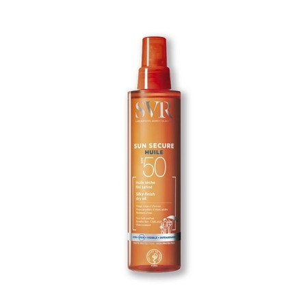 SVR SUNSECURE HUILE SECHE SPF50 200ml