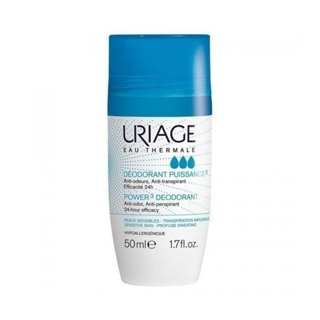 URIAGE Antyperspirant roll-on, 50 ml