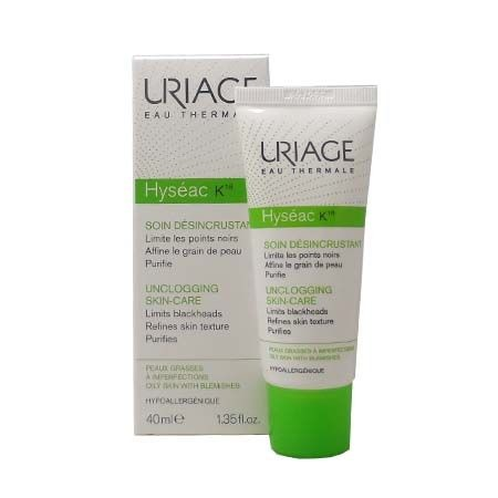URIAGE HYSEAC K 18 Krem , 40 ml