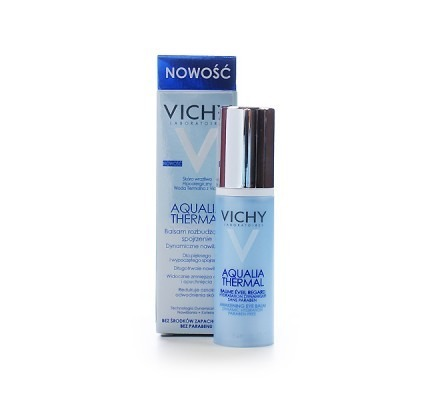 VICHY AQUALIA THERMAL Roll-on pod oczy, 15 ml